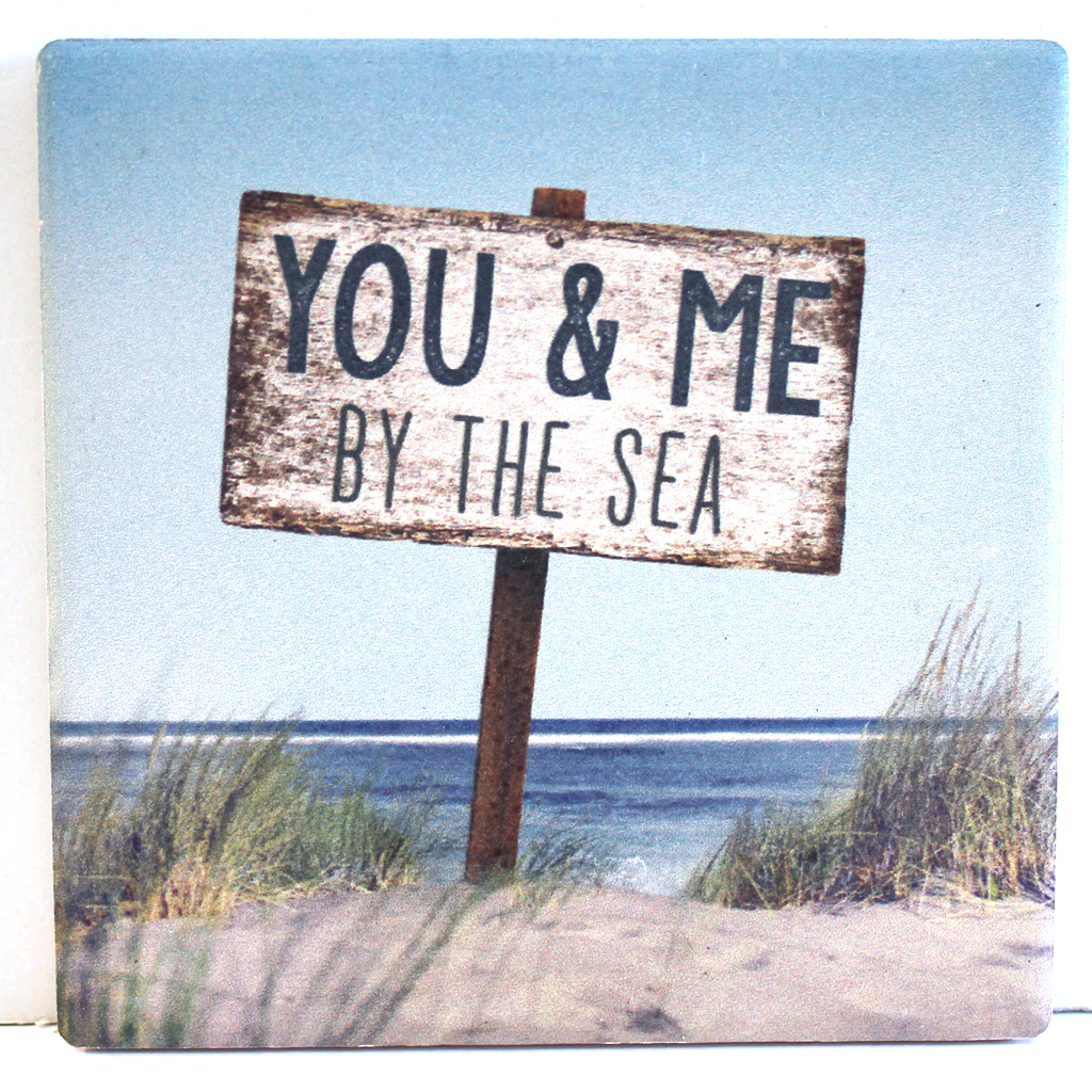 You & Me By the Sea Coaster