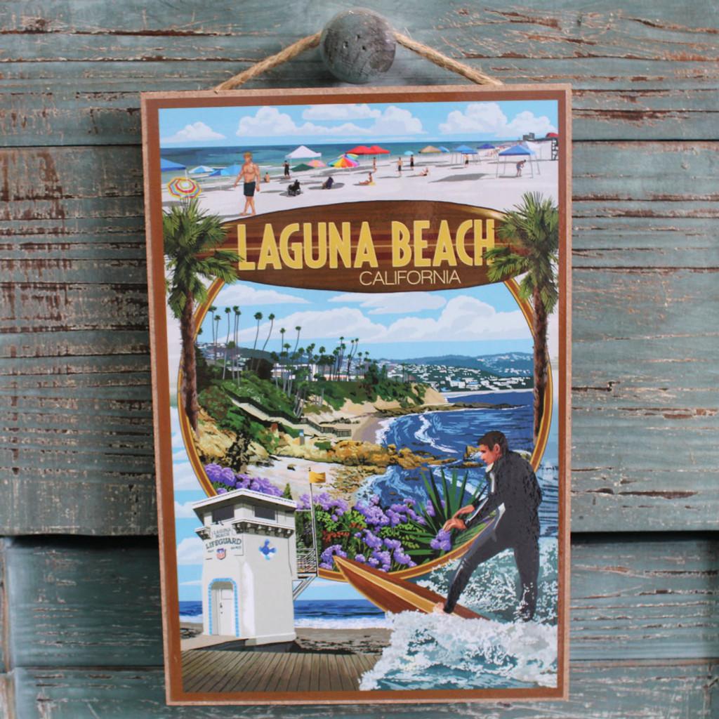 Laguna Beach Scenic Montage