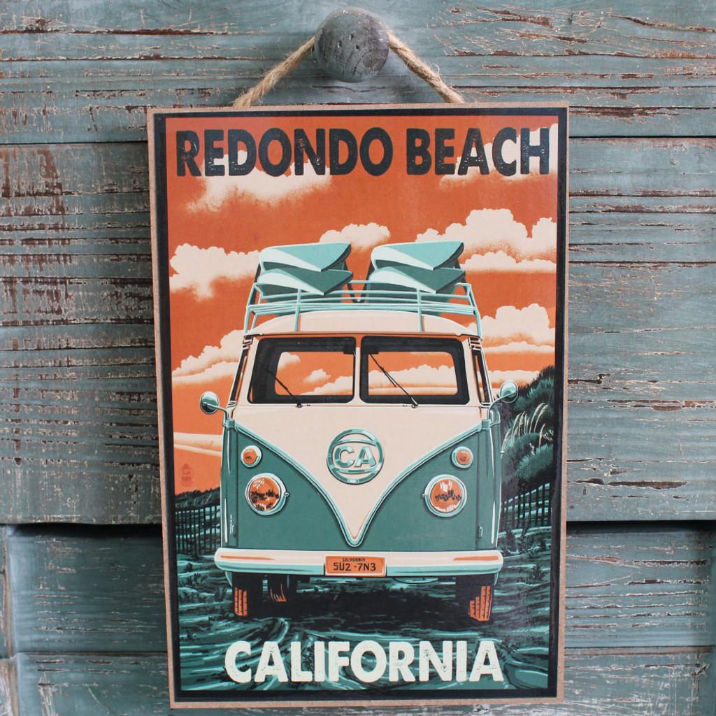 VW Bus Redondo Beach
