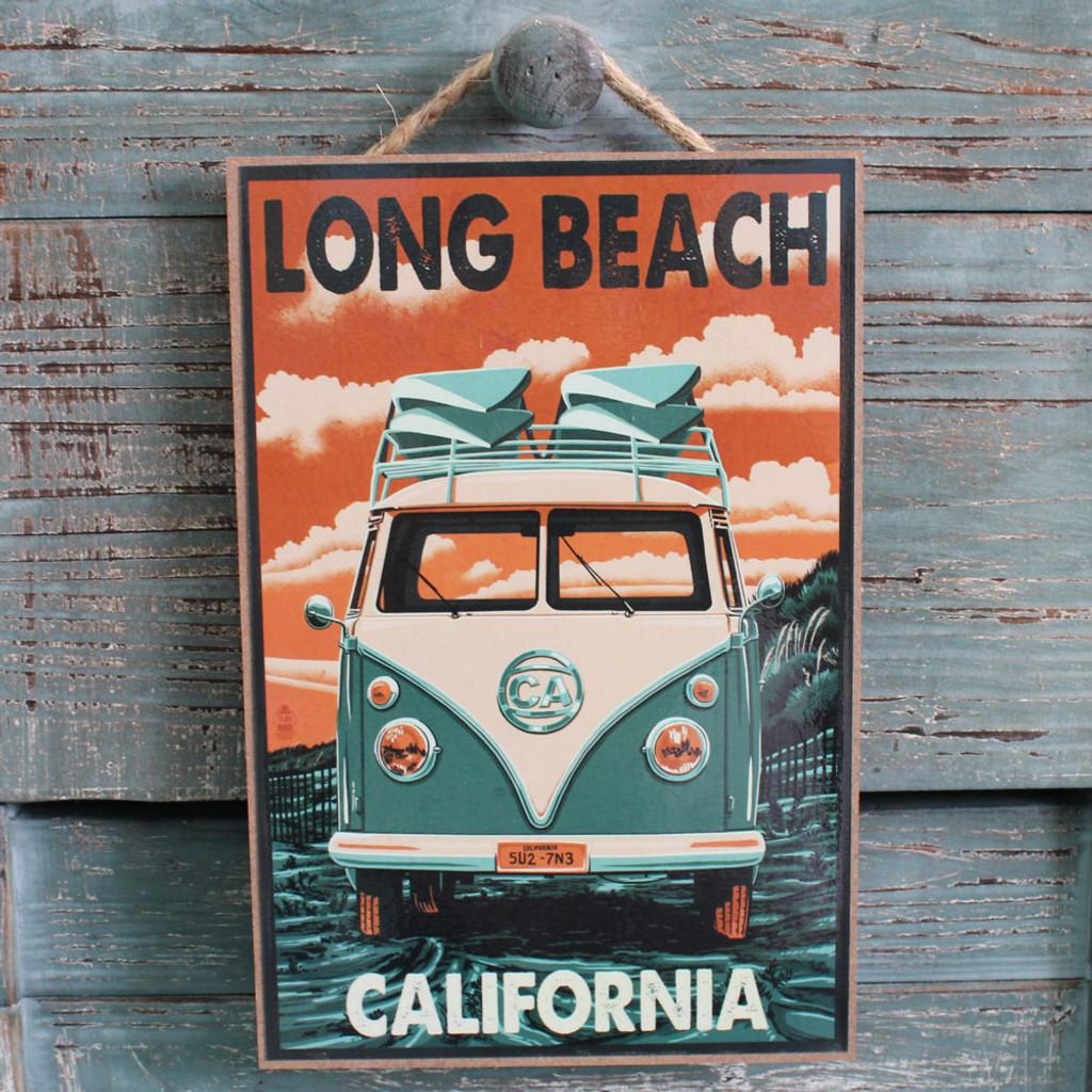 VW Bus Long Beach
