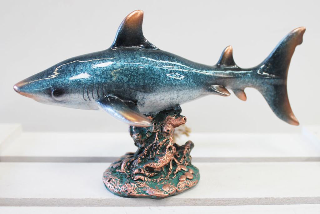 Small shark Figurine