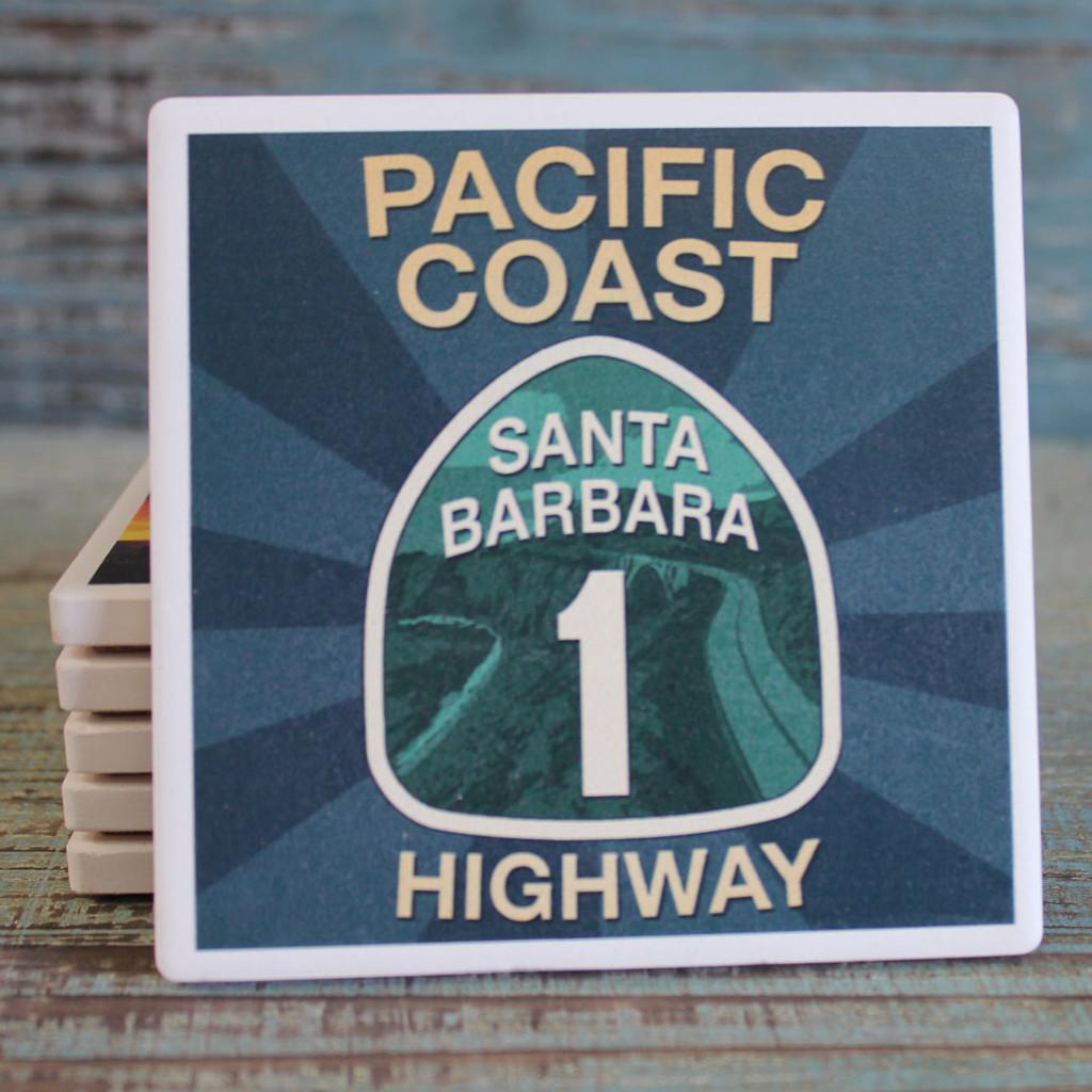 Pacific Coast Highway - Santa Barbara, CA