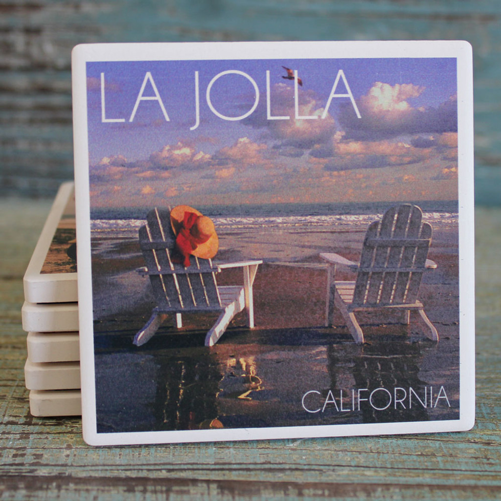 La Jolla Adirondack Chairs