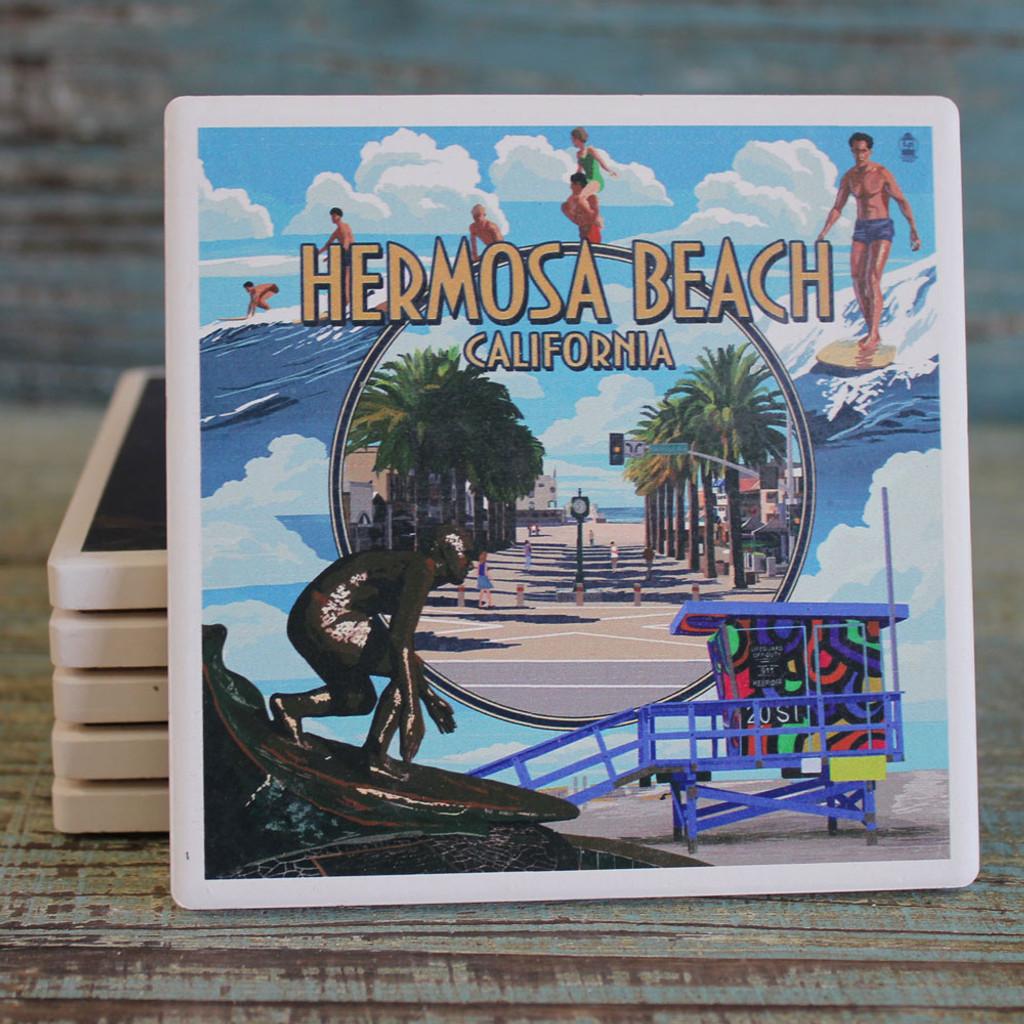 Hermosa Beach Montage