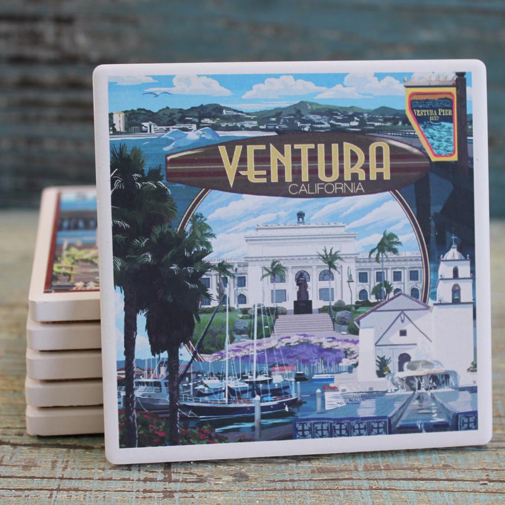 Ventura Montage Coaster