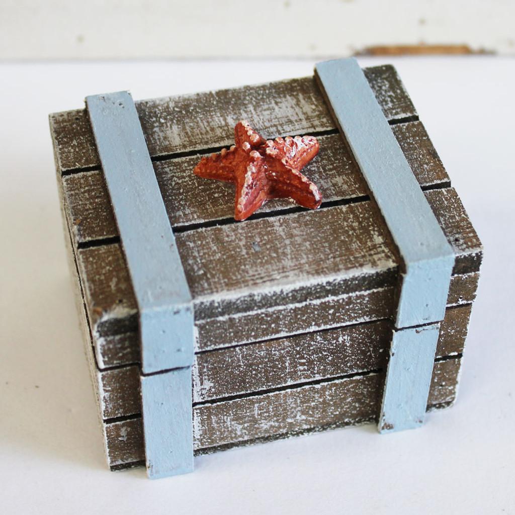 Small Starfish Box