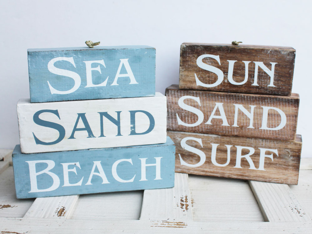 Sea Sand Beach - Sun Sand Surf