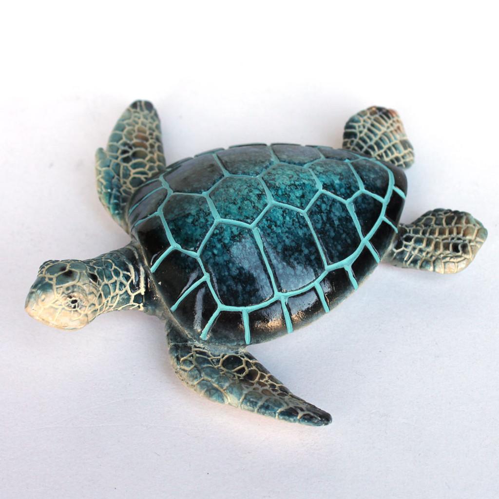 """5"""" Blue Sea Turtle"""
