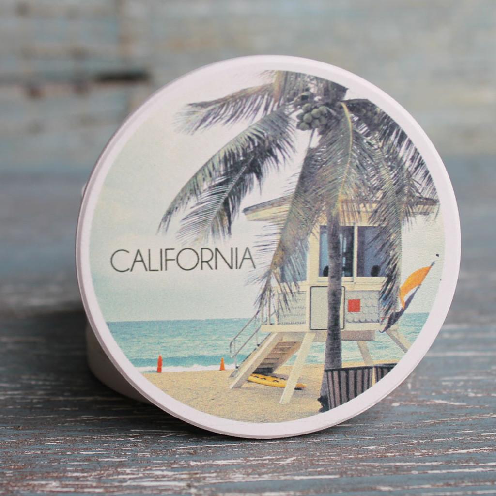 California Lifeguard Shack