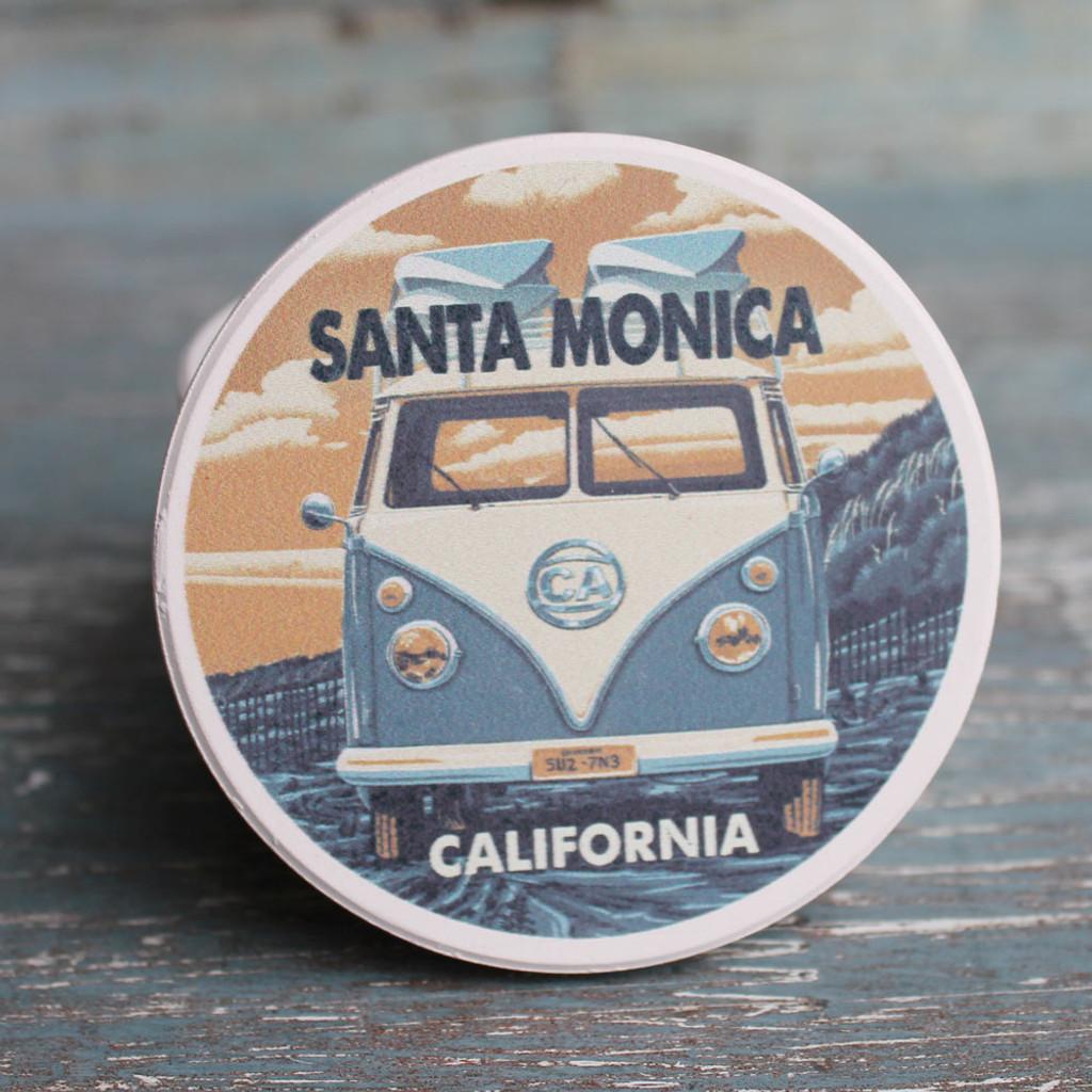 Santa Monica VW Van