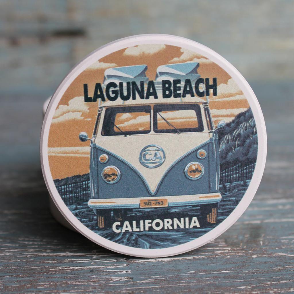 Laguna Beach VW Van