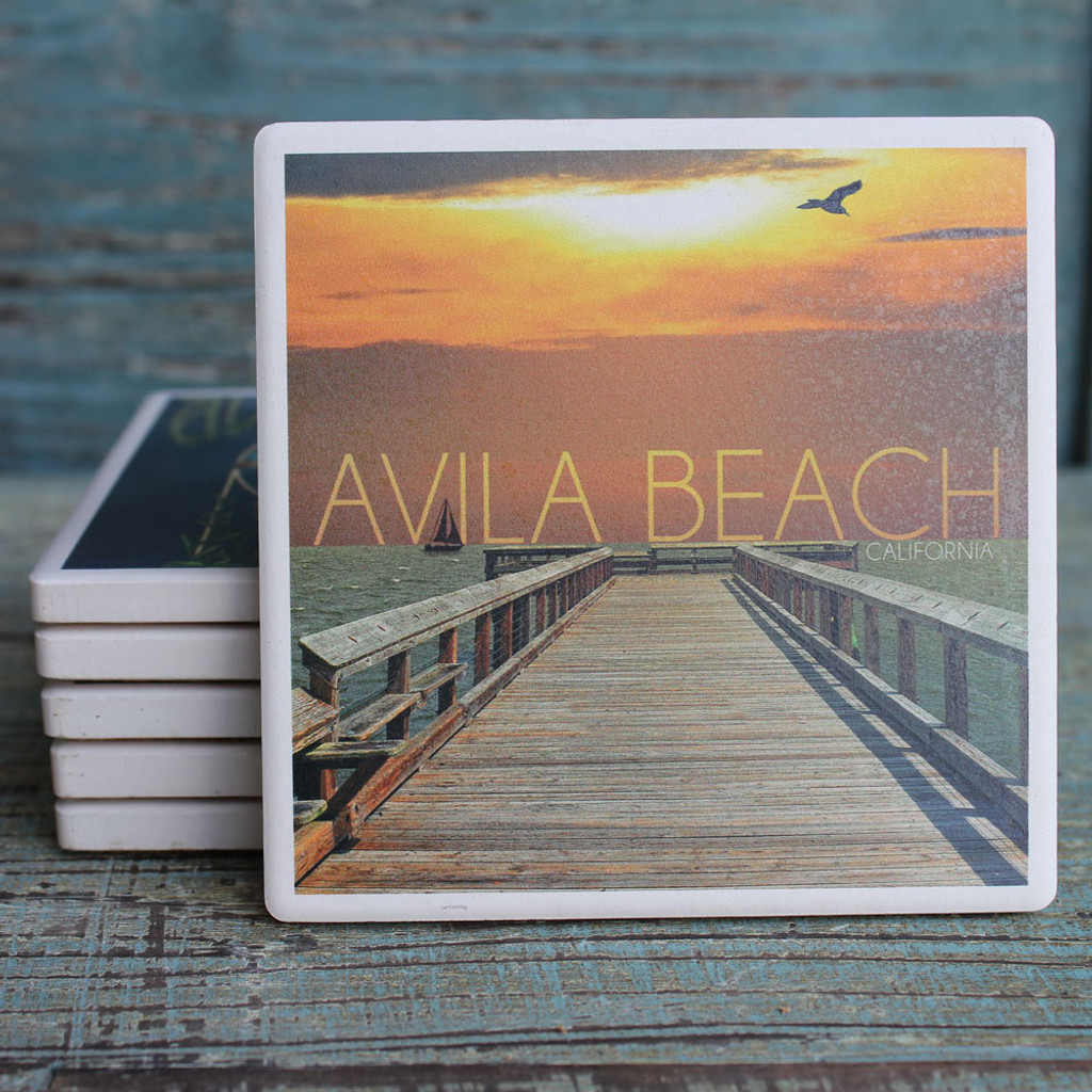 Avila Beach Pier Coaster