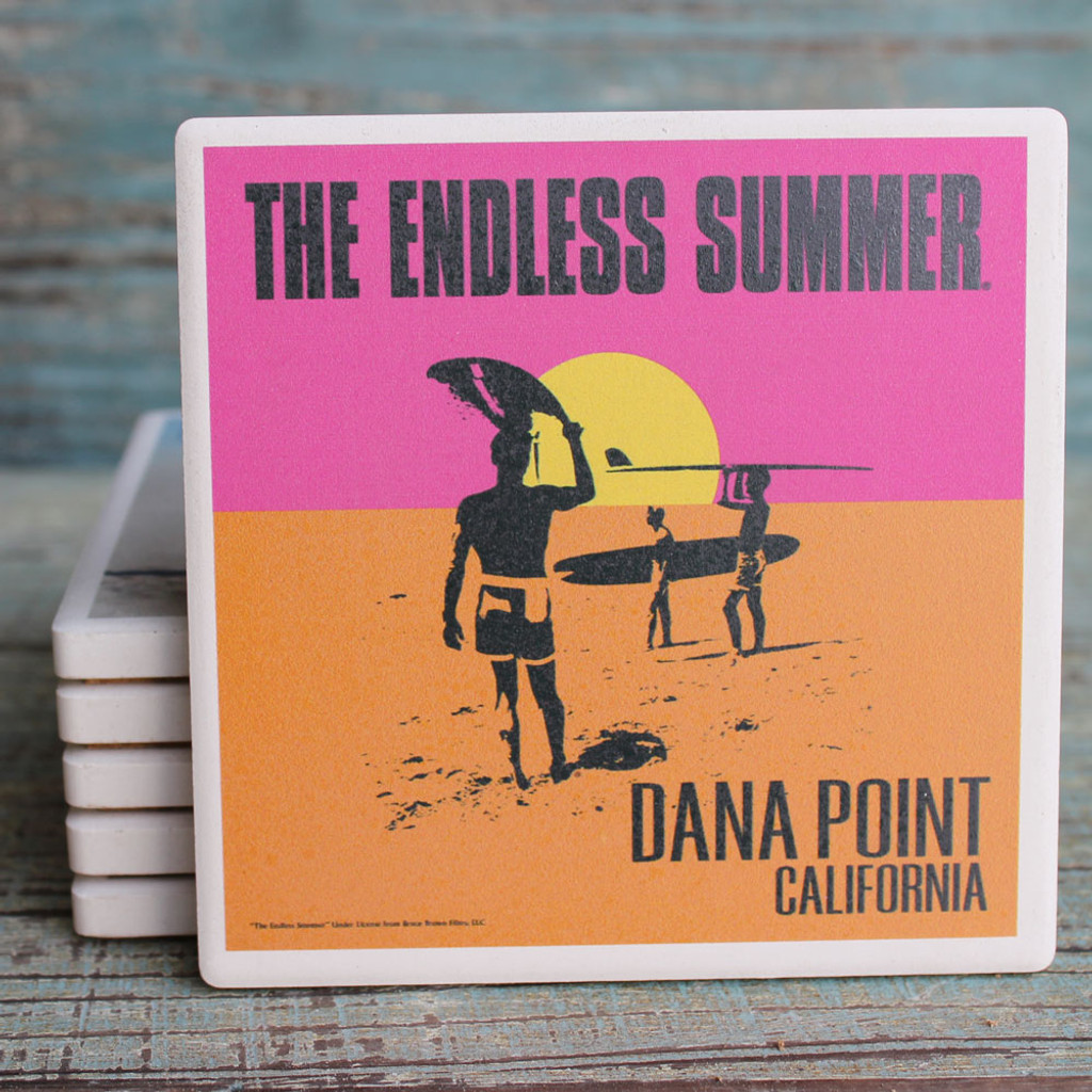 The Endless Summer Dana Point Coaster