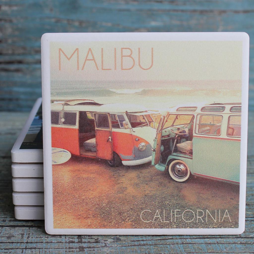 Malibu VW Vans Coaster
