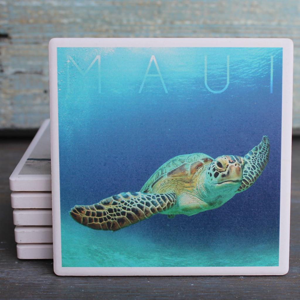 Sea Turtle Maui Coaster