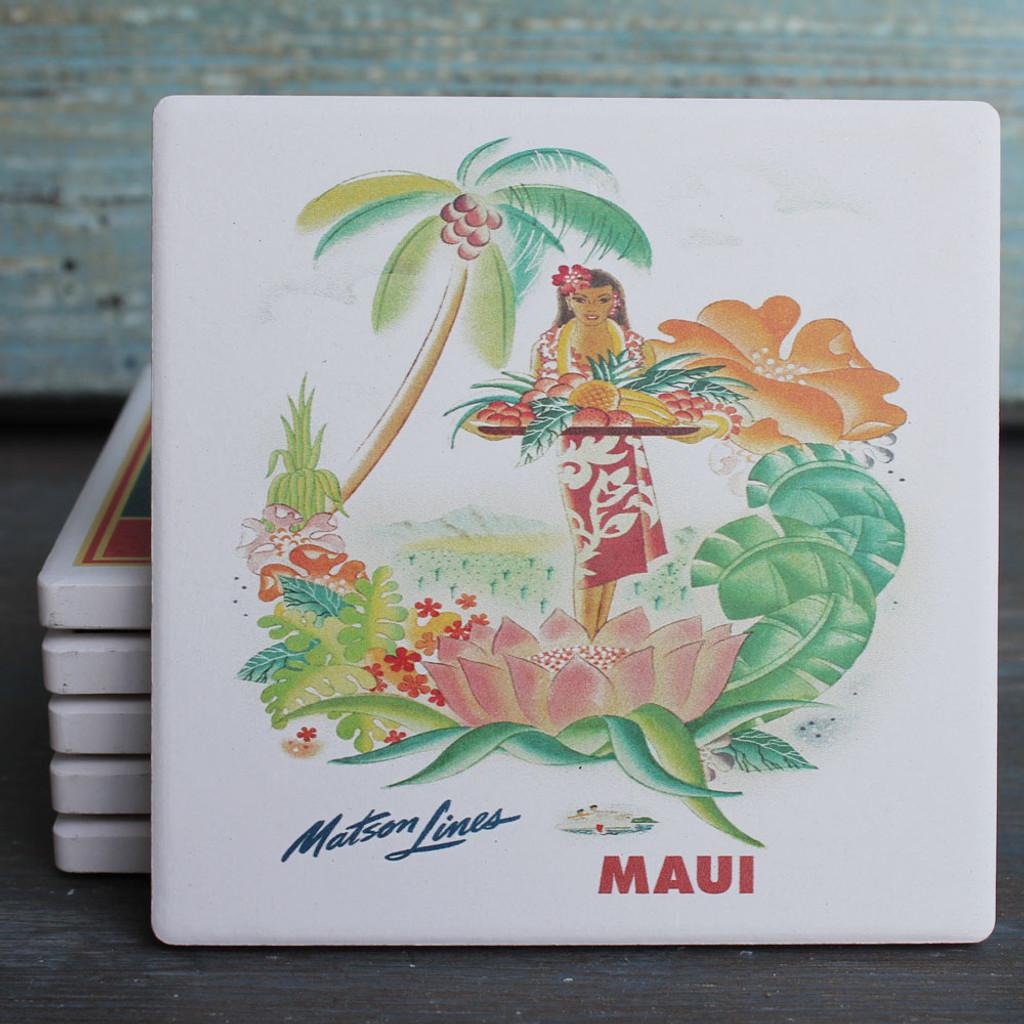 Maui Matson Lines coaster