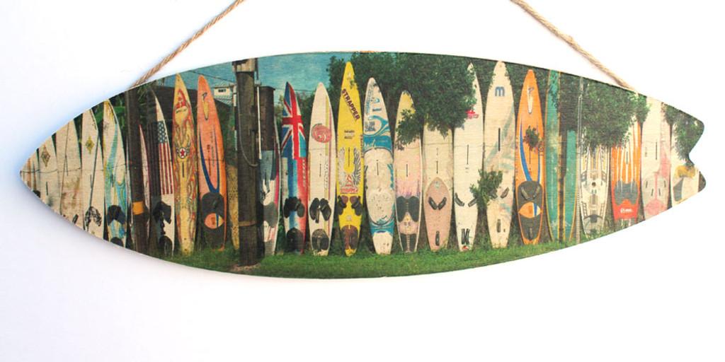 Surfboard Lineup