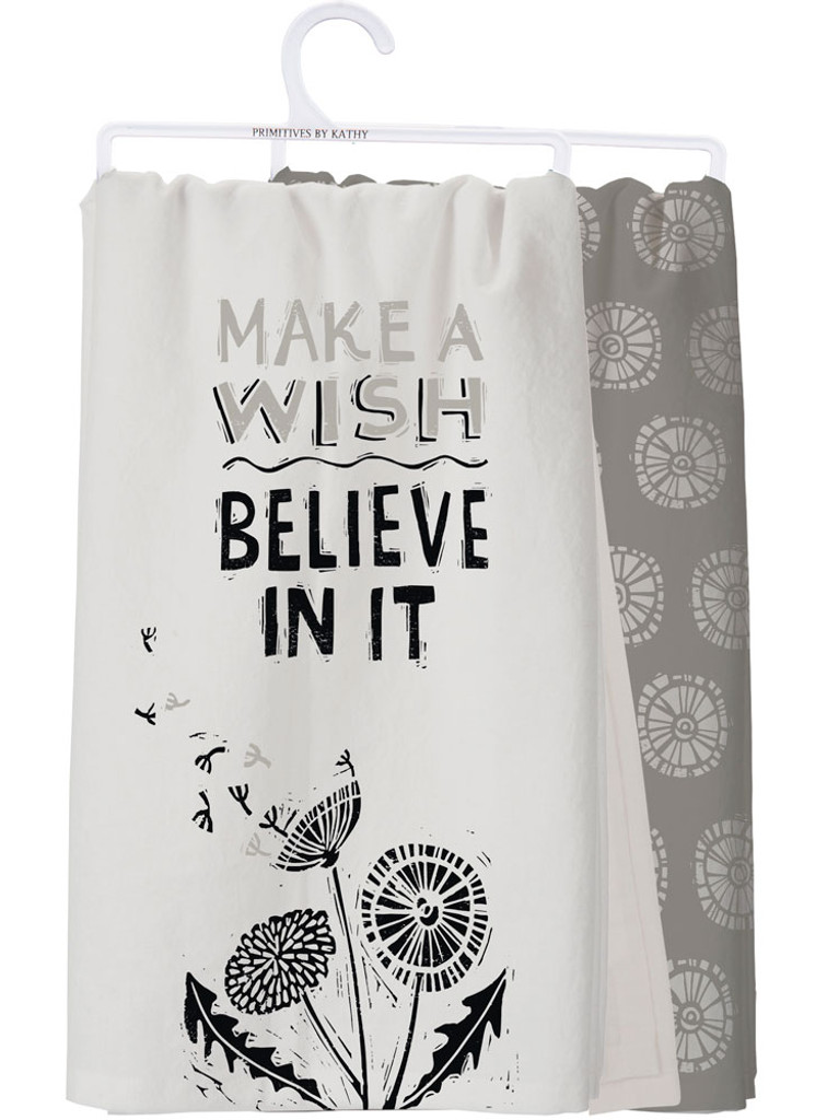 Make a Wish - Believe in It
