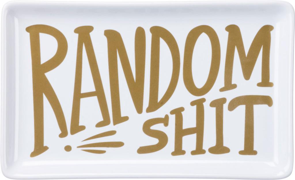 Random Shit Trinket Tray
