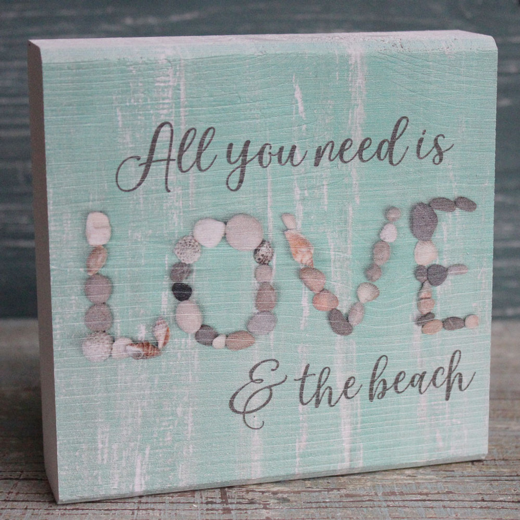 All You Need is Love & the Beach