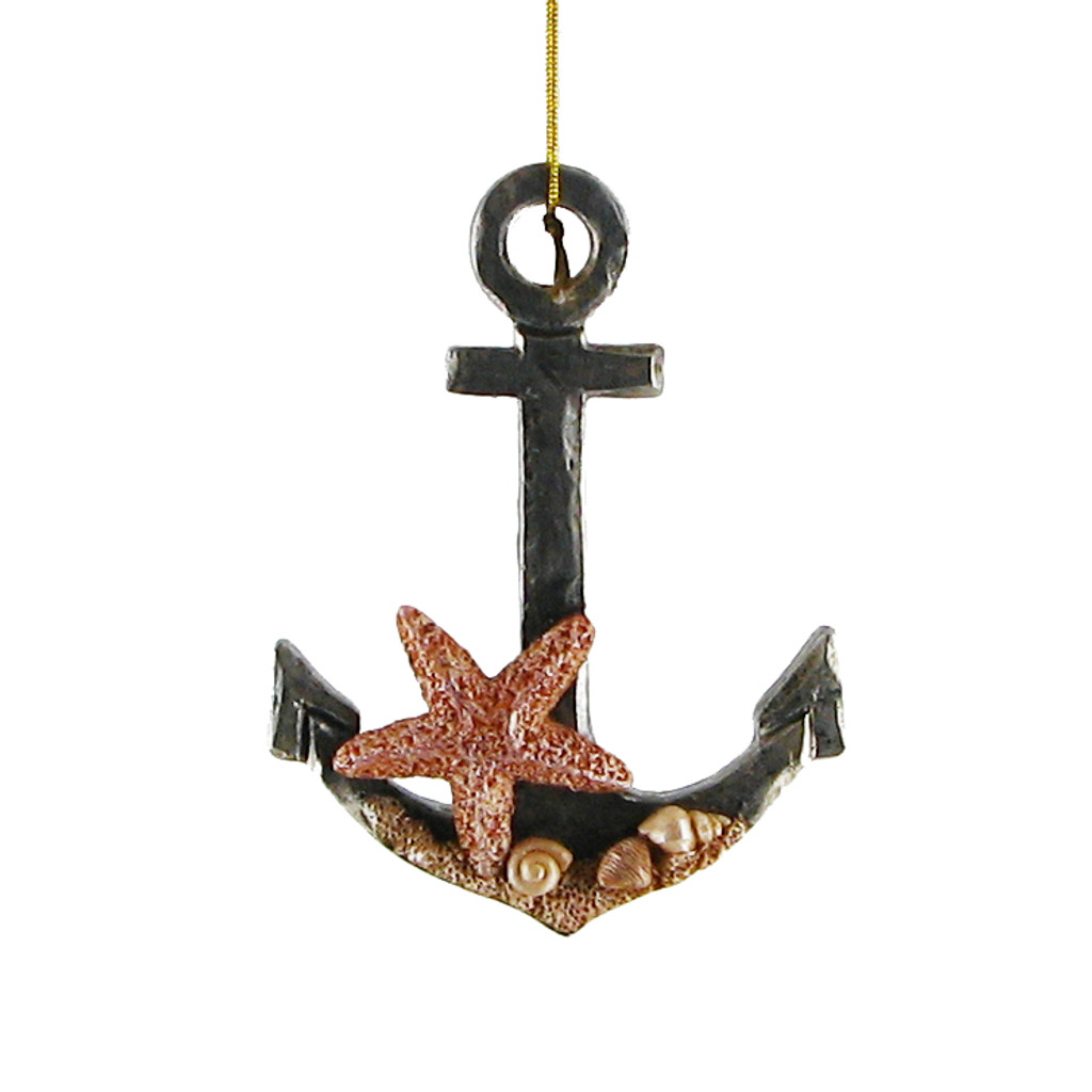 Nautical Anchor Ornament