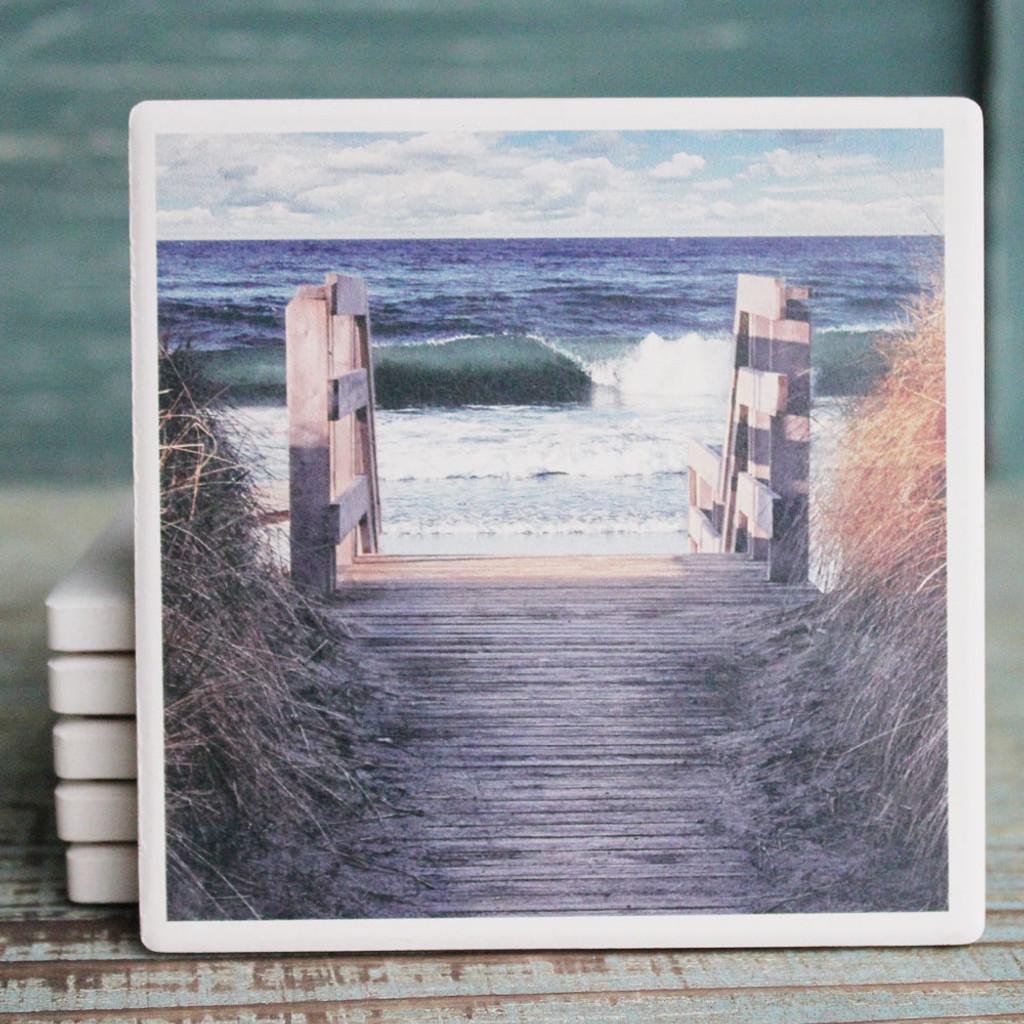 Path to Beach Coaster