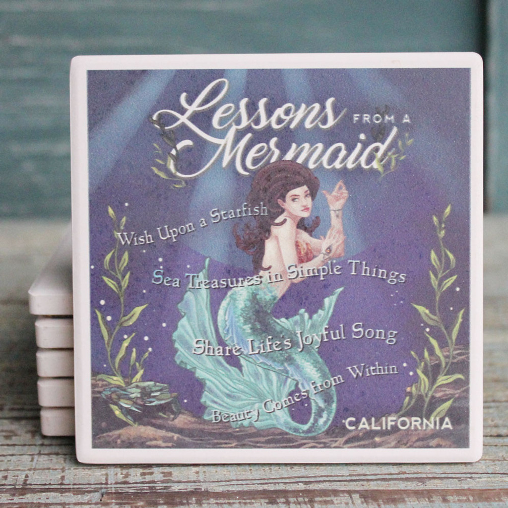 Lessons from a Mermaid California Coaster