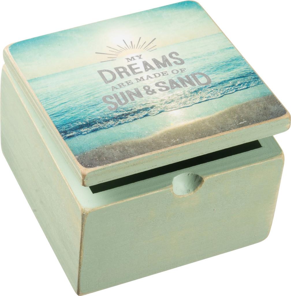 My Dreams Hinged Box