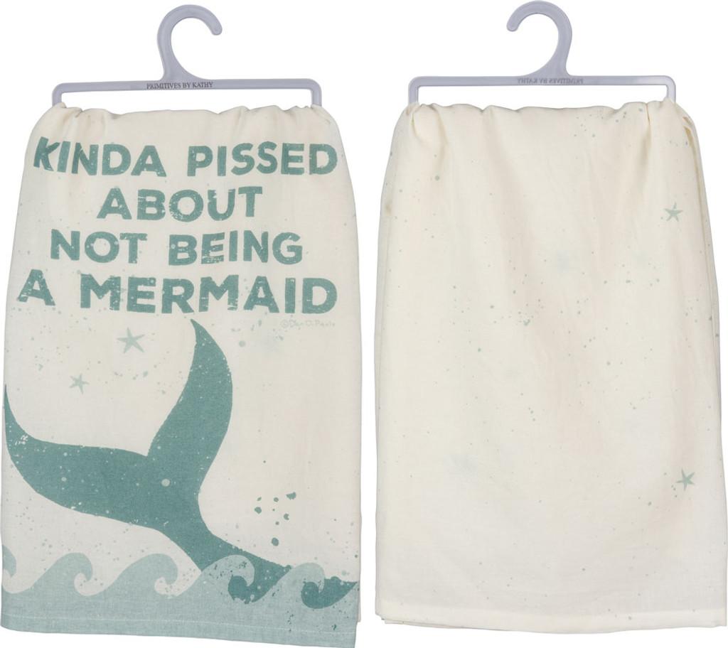 Kinda Pissed About Not Being a Mermaid - Mermaid Tail
