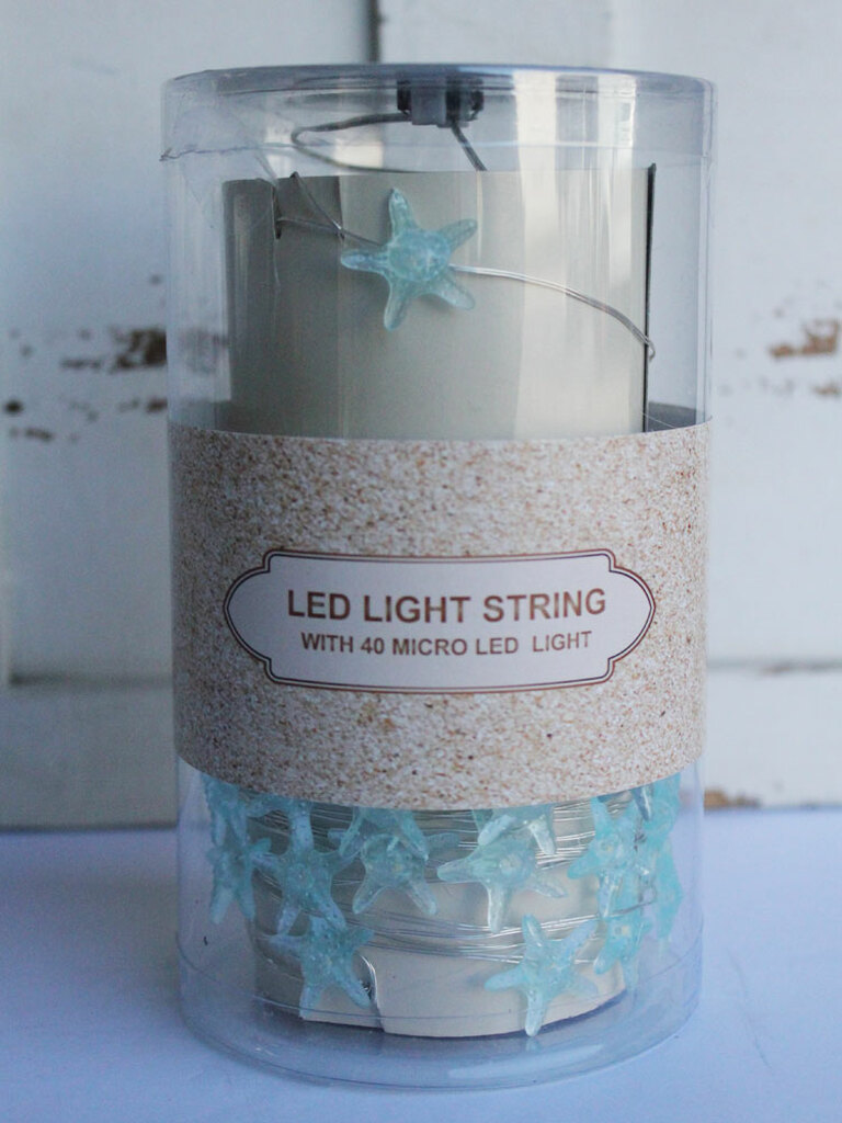 Starfish LED Light String