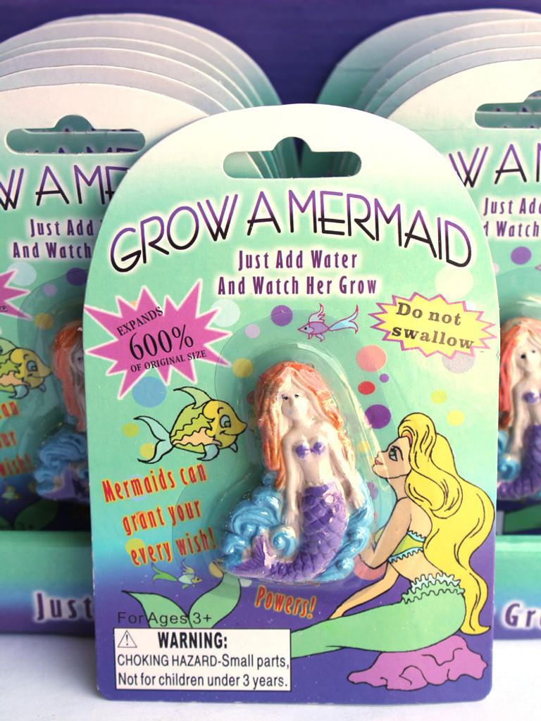 Grow a Mermaid