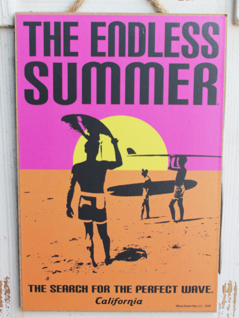 The Endless Summer - California