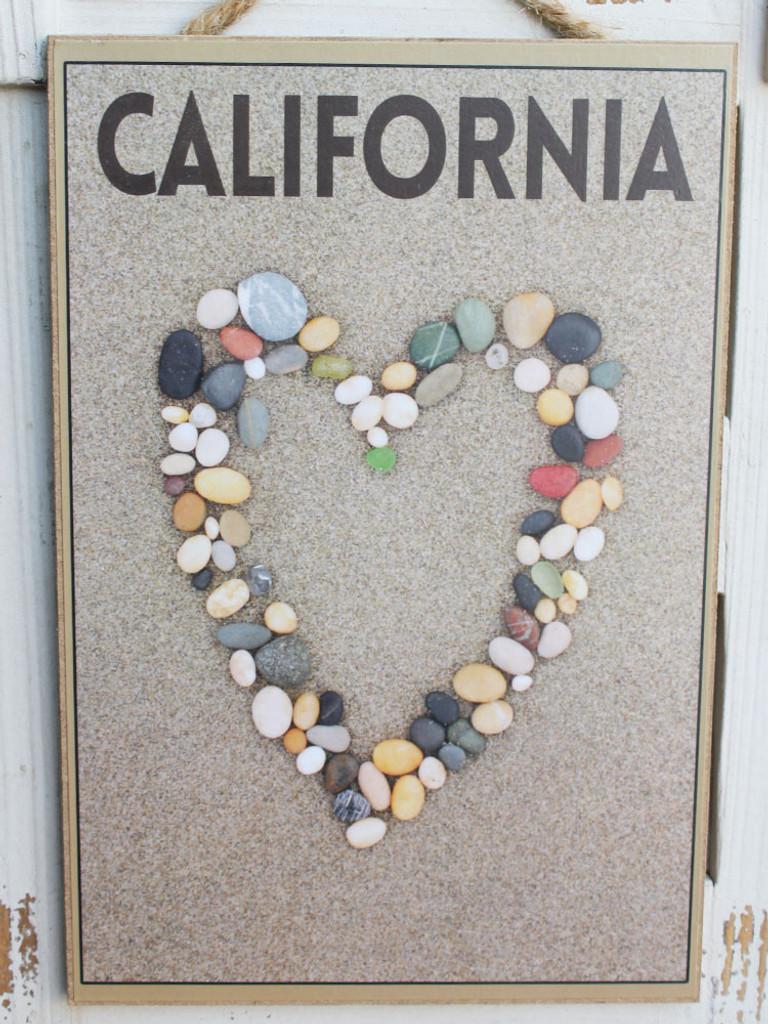 Stone Heart California