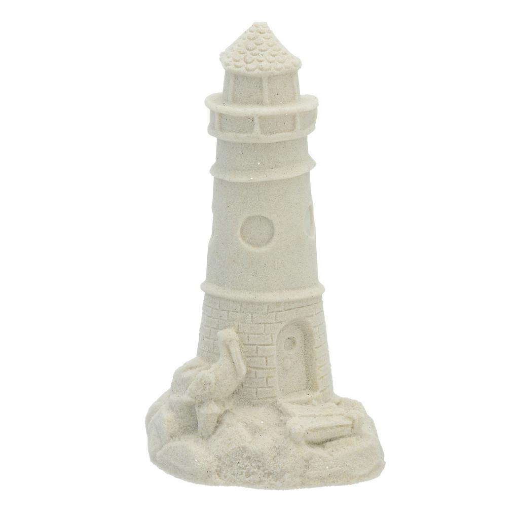 Mini Sand Lighthouse Figurine