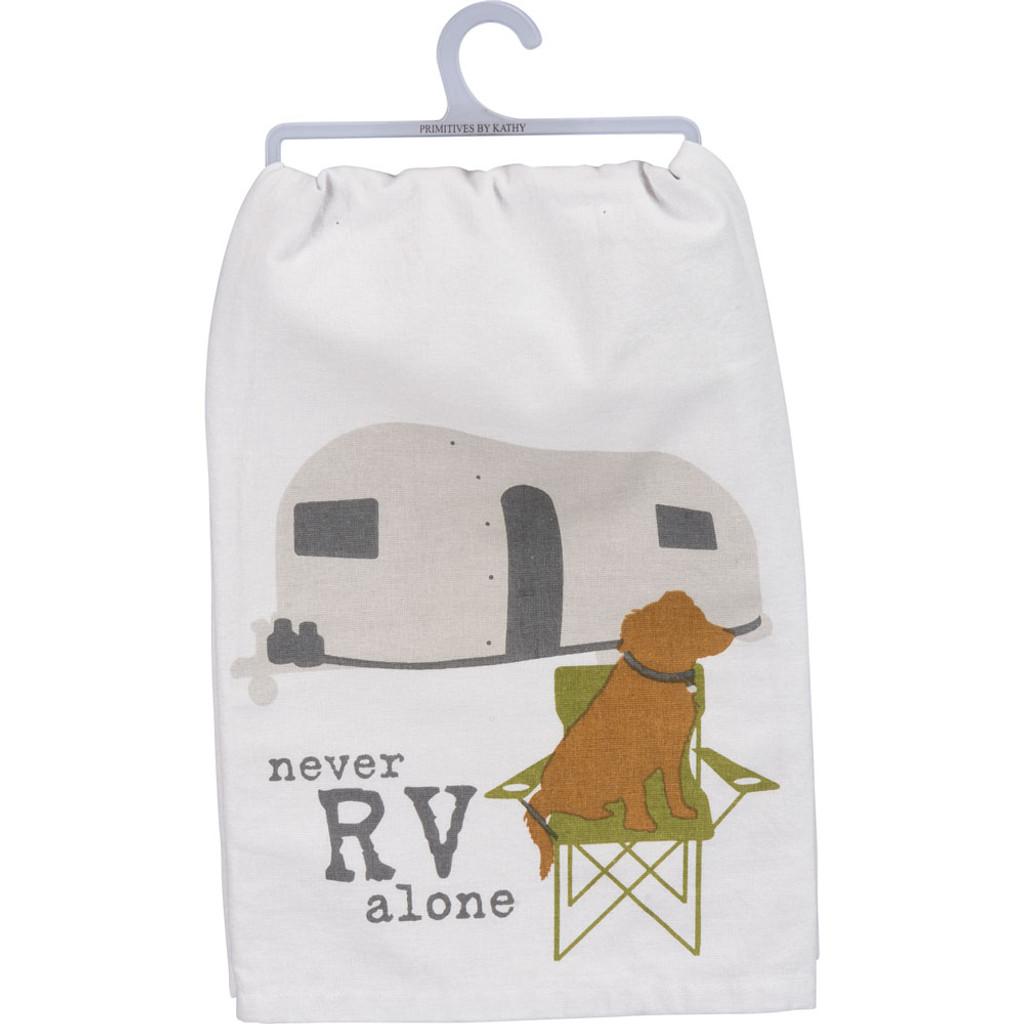 Never RV Alone