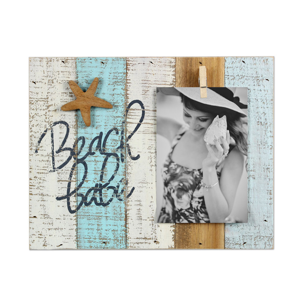 Beach Babe 4x6 Photo Frame