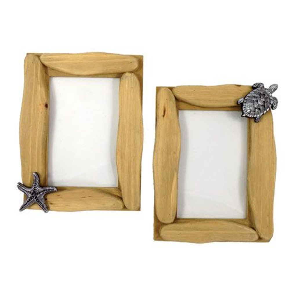 Starfish & Sea Turtle Frames