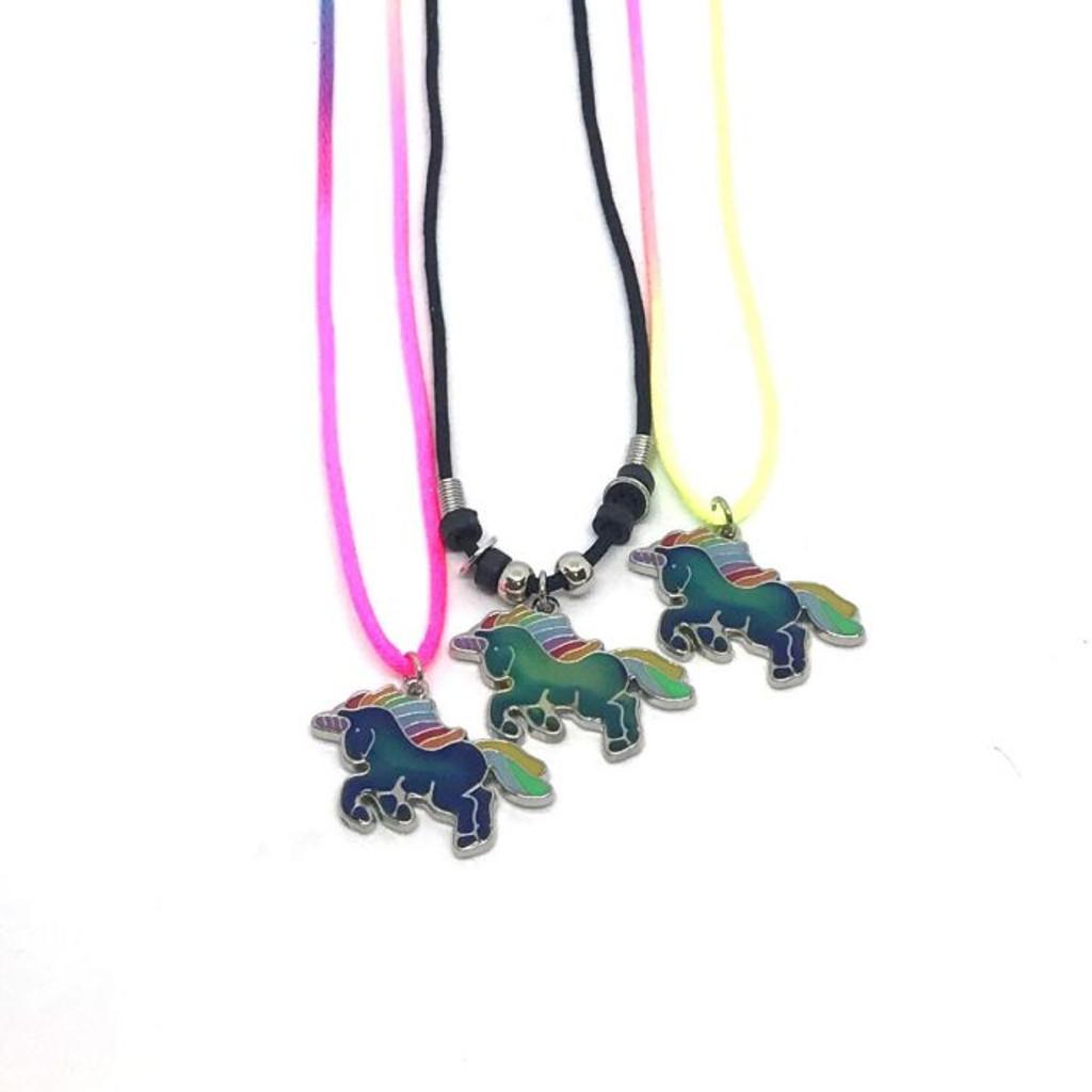 Unicorn Mood Necklace