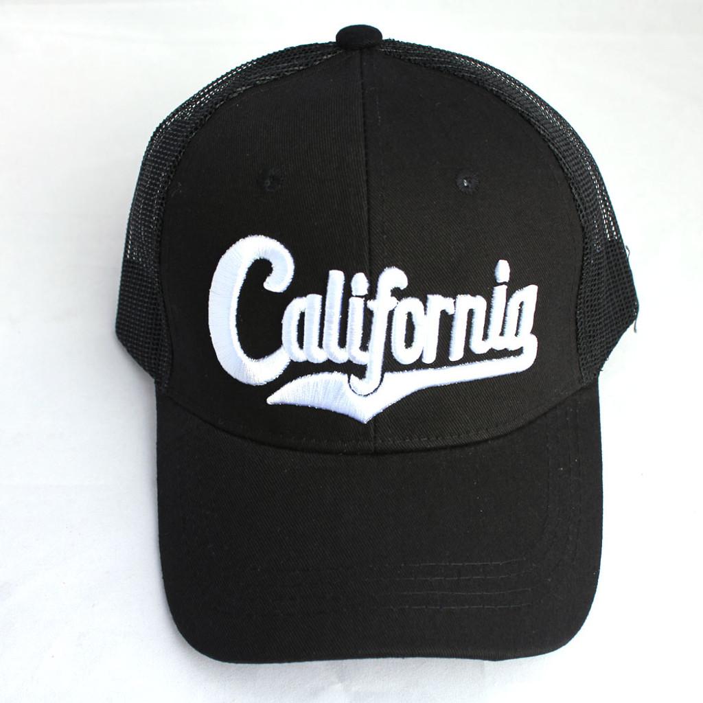 Black California Hat
