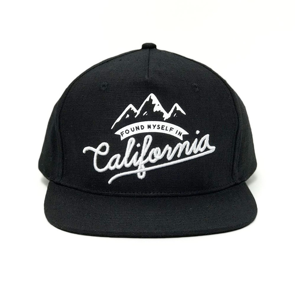Found Myself California Black Hat