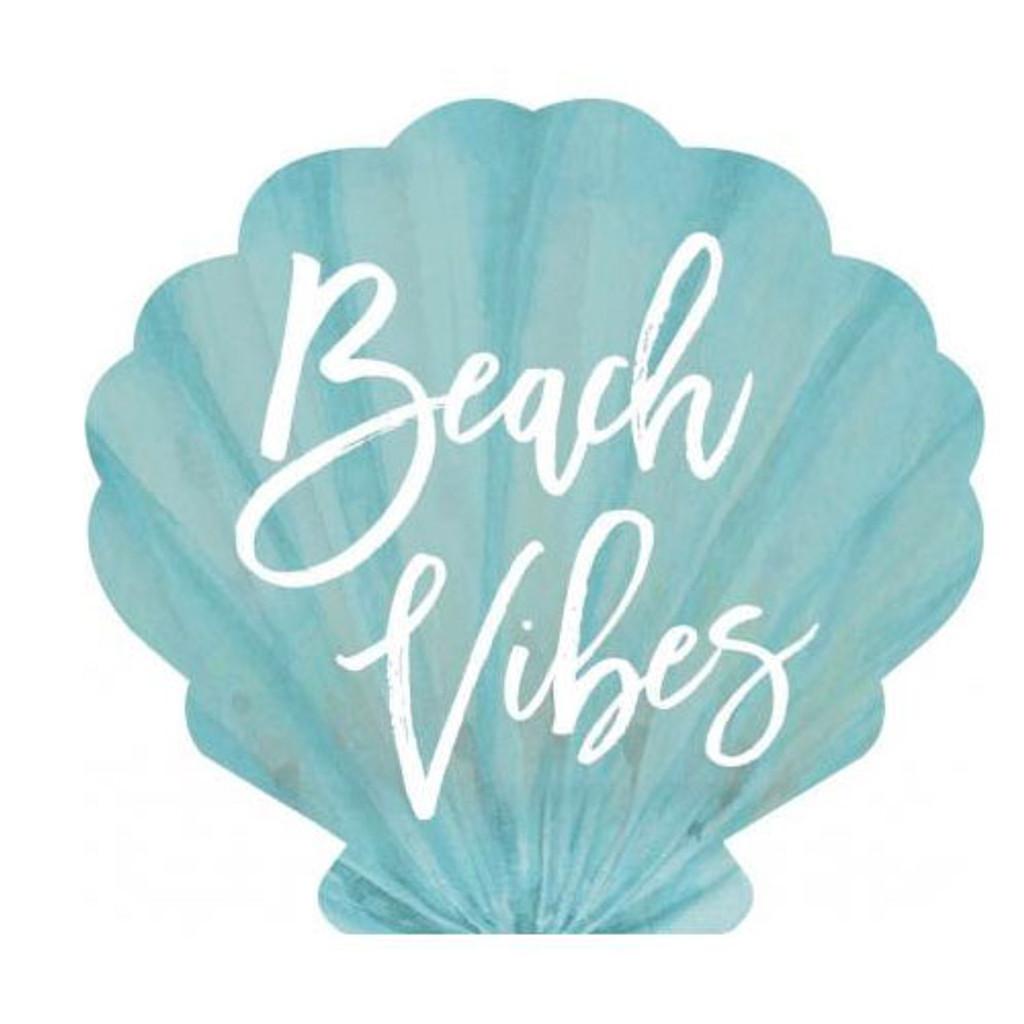 Beach Vibes Shell