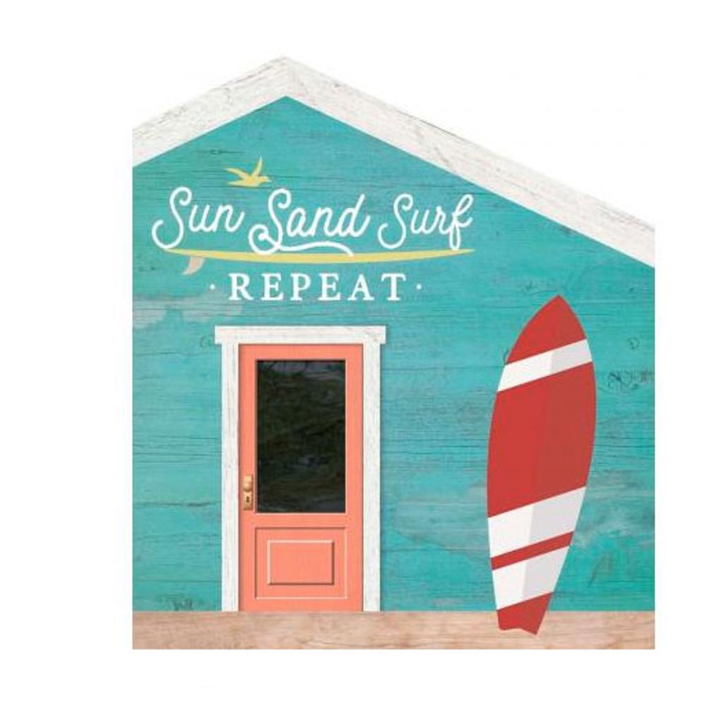 Sun Sand Surf Repeat House