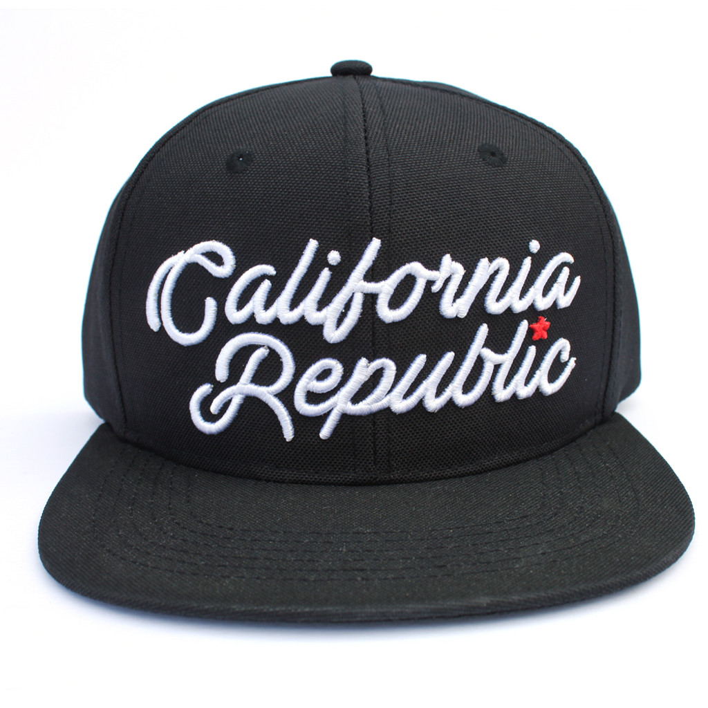 California Republic Black Hat