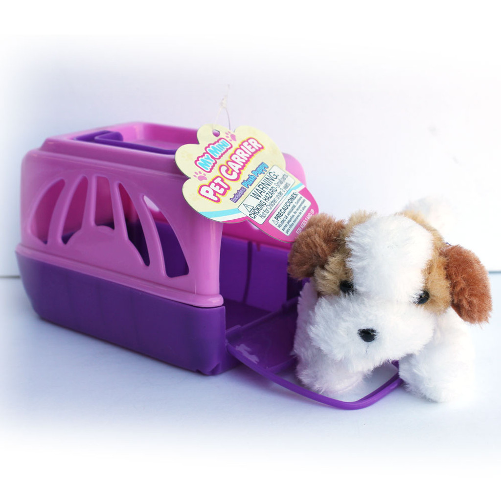 Mini Pet Carrier - Set of 2