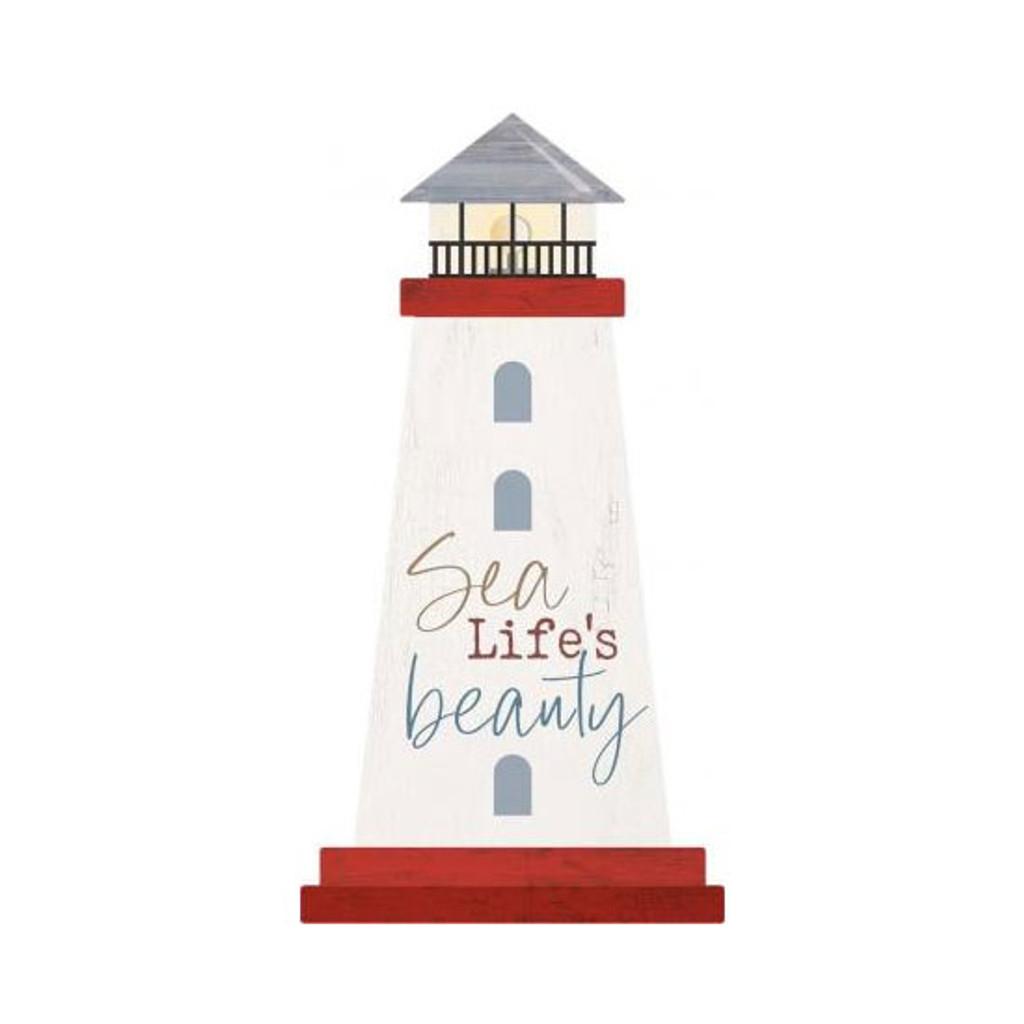 Sea Life's Beauty Lighthouse