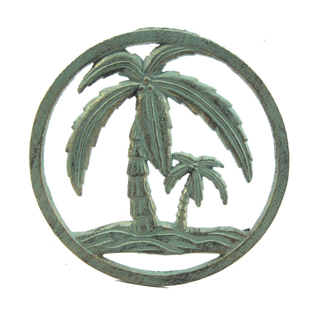 Palm Tree Trivet