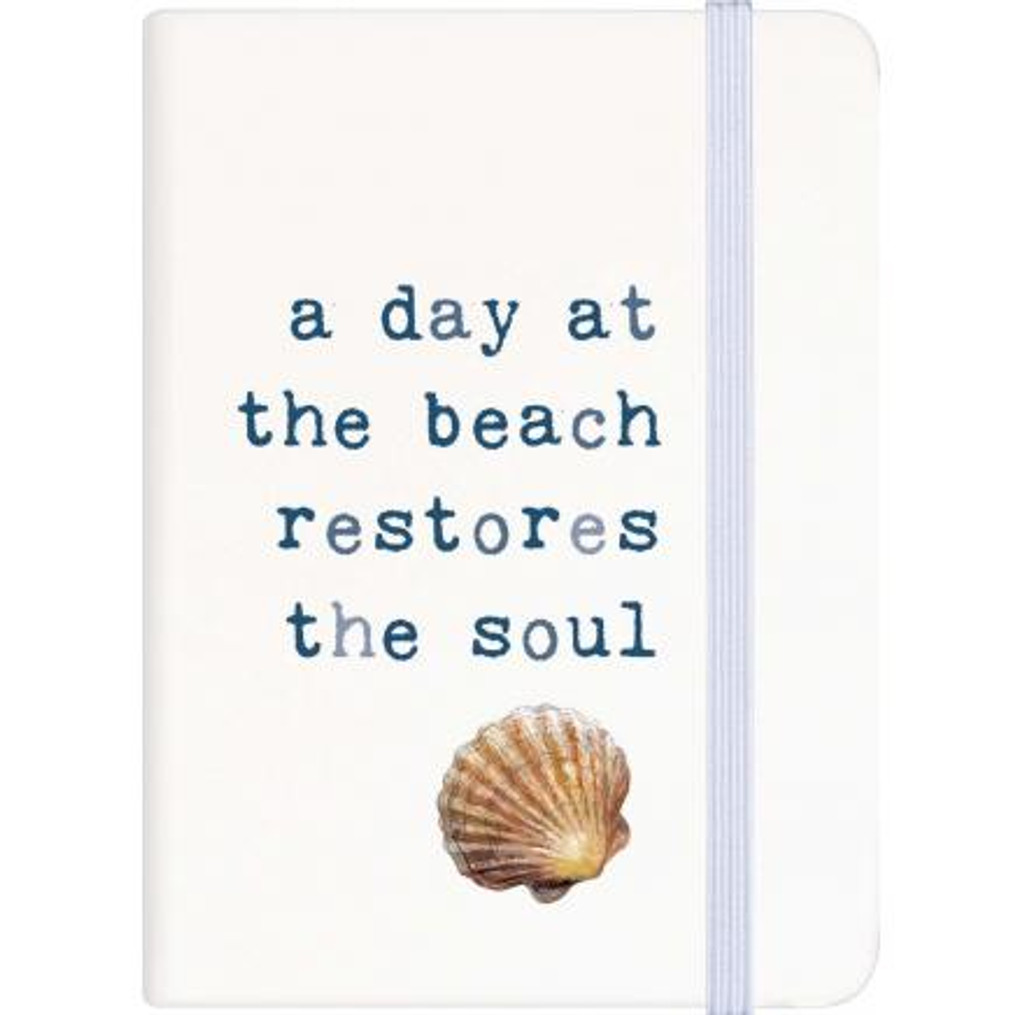 A Day at the Beach Note Book