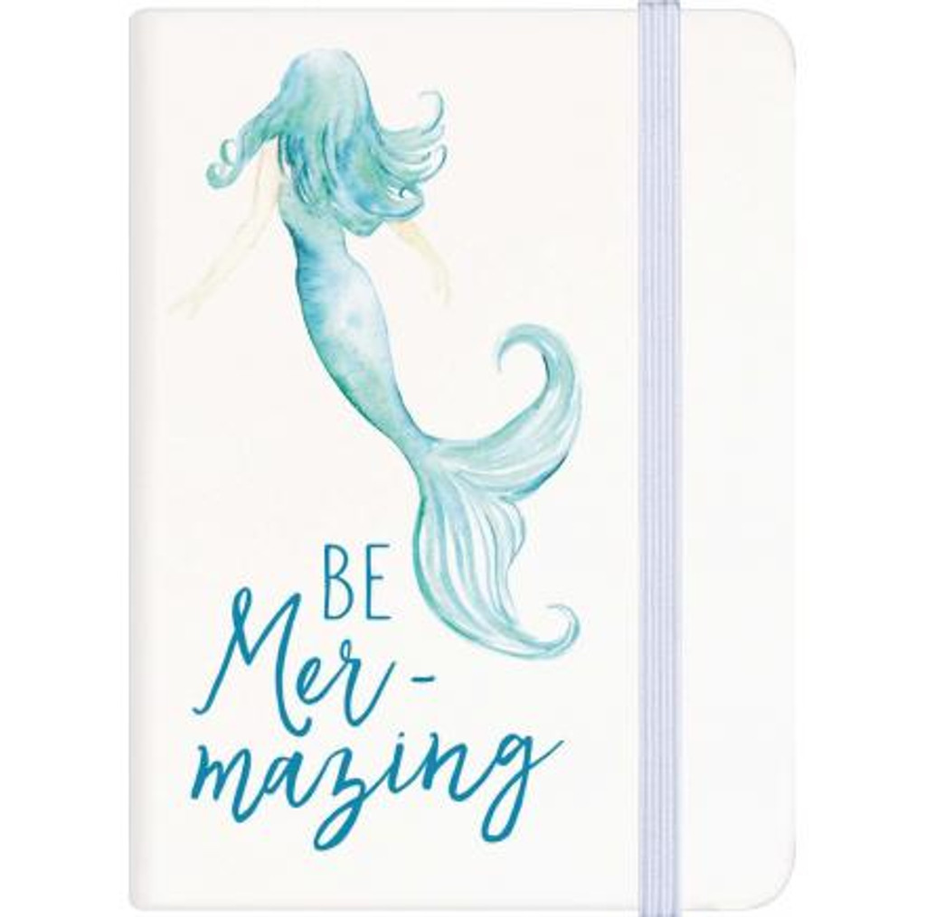 Be Mer-mazing Notebook