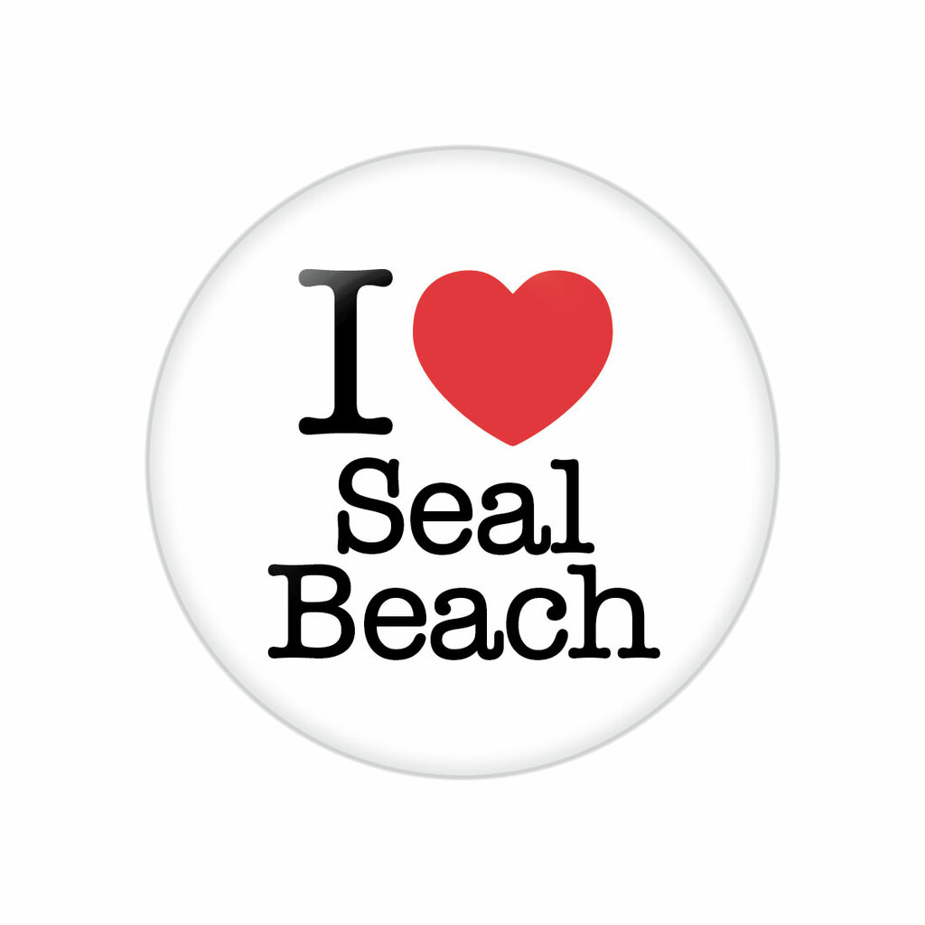 I Heart Seal Beach