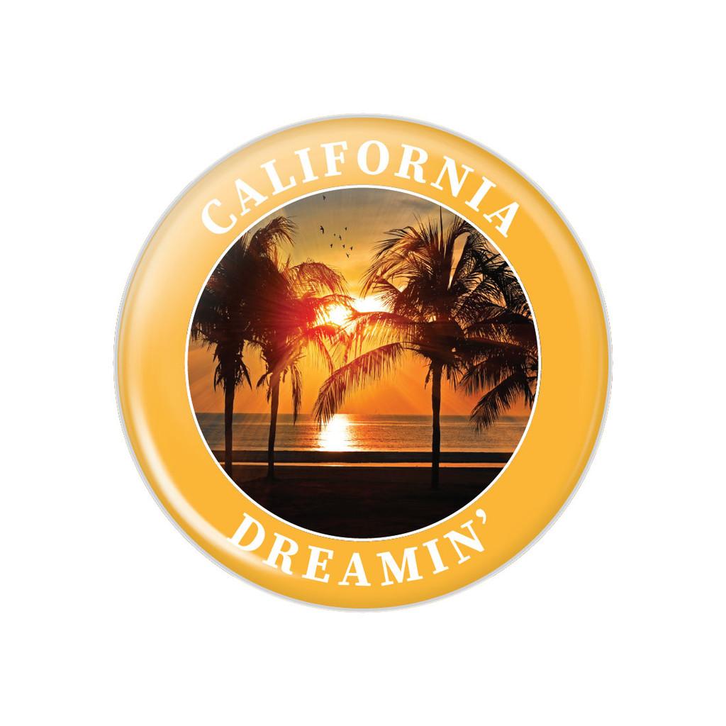 California Dreamin' Button